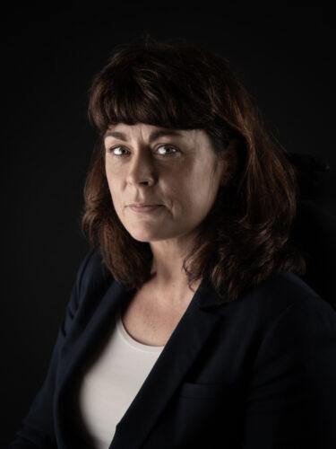 Advokat Lise-Lotte Banger